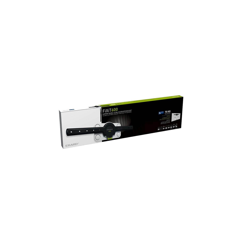 Fixit 600 Support Mural Fixe Pour Crans Led De 40 75 Une  # Support Tv Motorise Pour Meuble