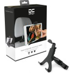 Universal head-rest station for tablet pc