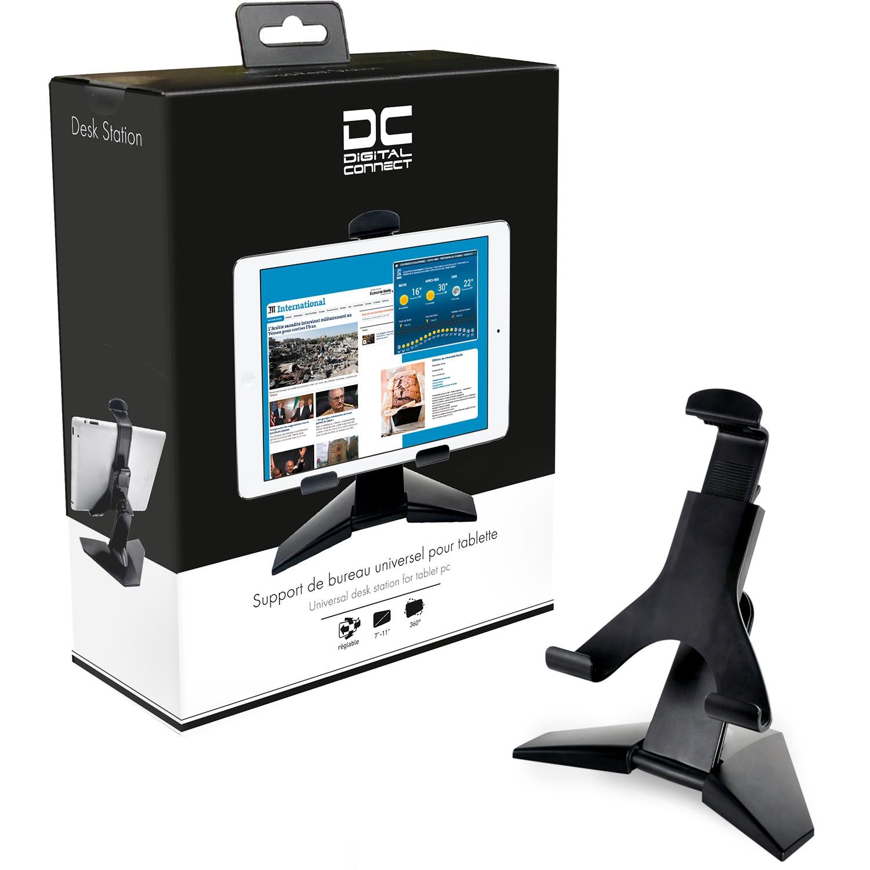 support bureau support de bureau pour tablette permet d installer une tablette port e de. Black Bedroom Furniture Sets. Home Design Ideas