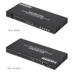 Matrice HDMI 6 vers 2
