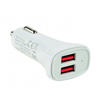 CHARGEUR 2 USB sur Allume-cigare 12 V
