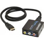 CONVERTISSEUR HDMI vers 3 RCA