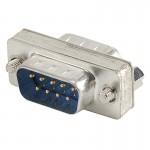 Adaptateur RS 232 SUB-D9 mâle / SUB-D9 mâle