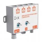 Amplificateur - convertisseur TV-SAT / RJ45