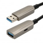 Cordons AOC USB A mâle / USB A femelle